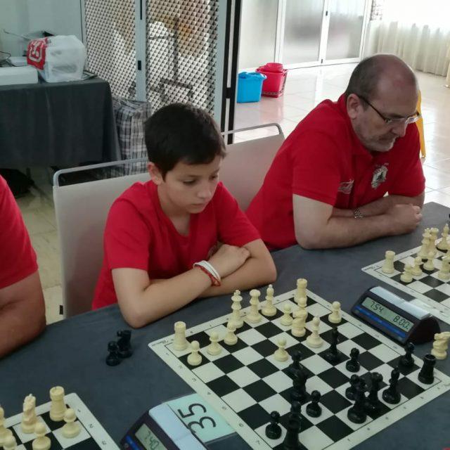 Escuela deportiva de Ajedrez del Club Figueroa