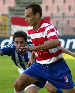 Jorge García entrenador de la Escuela de Fútbol Club Figueroa