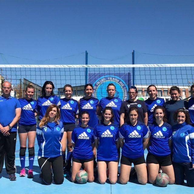 Escuela deportiva de Voleibol del Club Figueroa