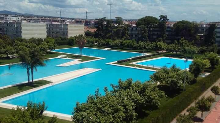Piscina del Club Figueroa
