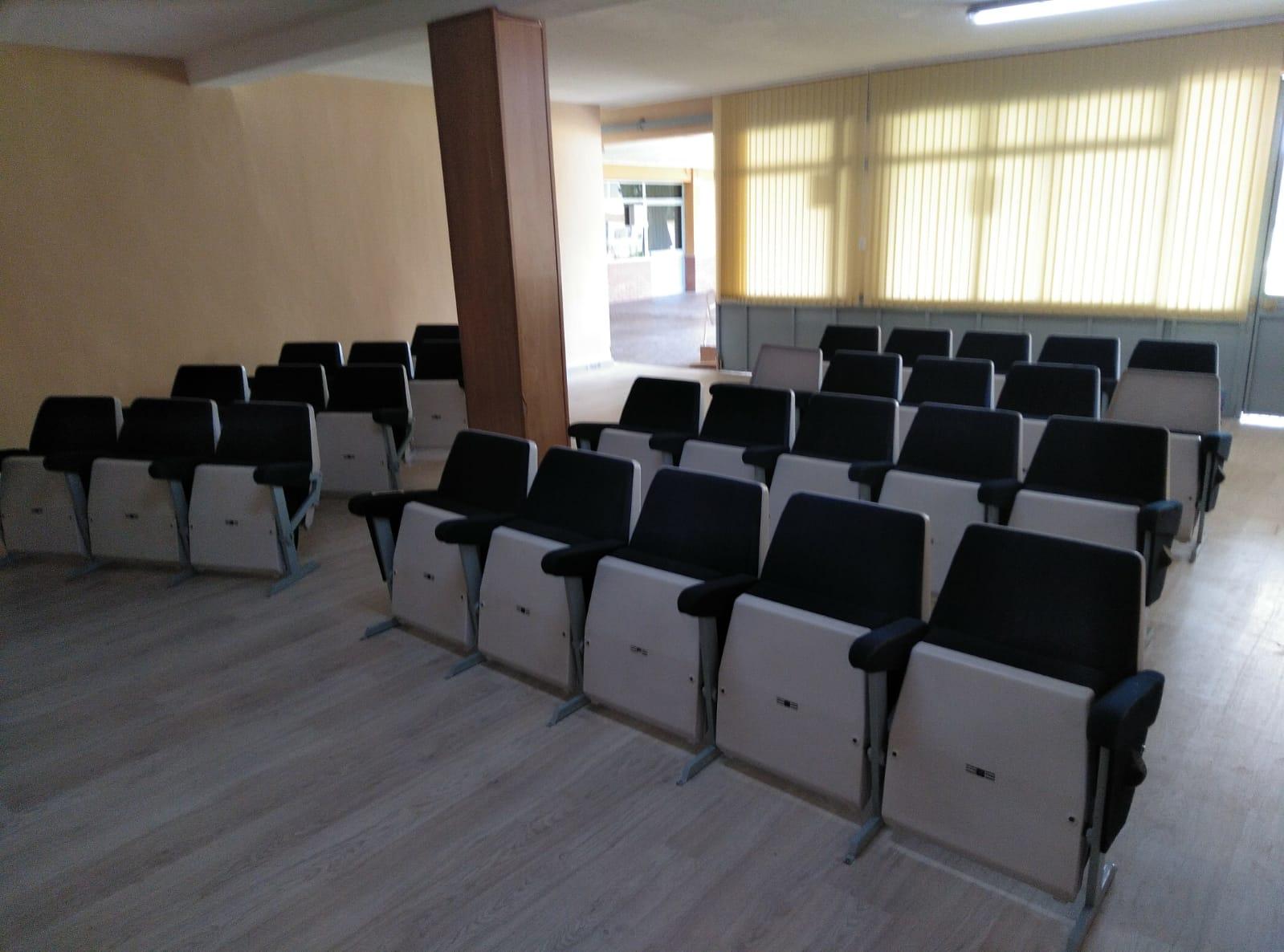 Salón de Actos del Club Figueroa