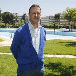 Presidente Club Figueroa José Antonio Córdoba